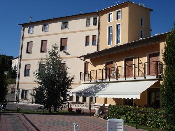 Esterno casa Teresa Fusetti  2009