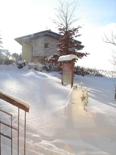 Inverno alla Casa Fusetti