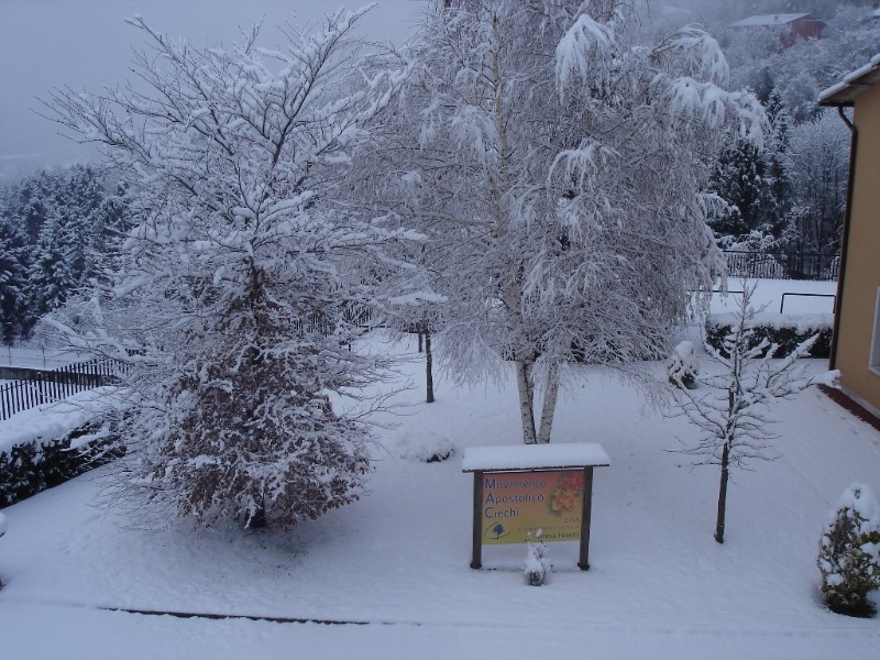 Inverno alla CasaFusetti